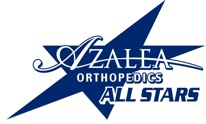 Azalea Orthopedics Announces Team Roster Team for 2016 All-Star Classic Game