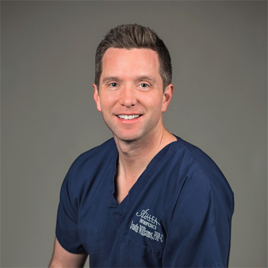 Justin Williams, MBA, MSN, APRN, FNP-C